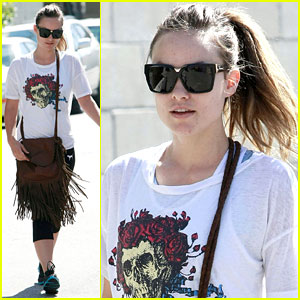 Olivia Wilde: Gym with Gal Pal!
