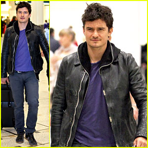 Orlando Bloom: 'Flynn Smells Amazing!'