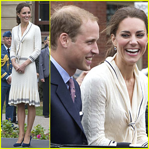Prince William &#038; Kate: Province House Visit!
