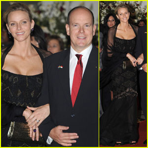 Prince Albert & Princess Charlene: Oyster Box Dinner Party!