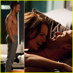 Ryan Gosling &#038; Emma Stone: 'Crazy, Stupid, Love' Stills!