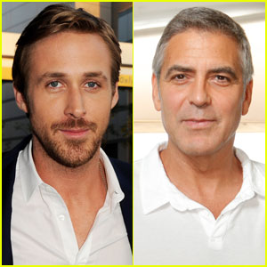 George Clooney Makes Ryan Gosling Wet His Pants