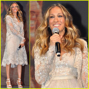 Sarah Jessica Parker: Artistry Launch in China!