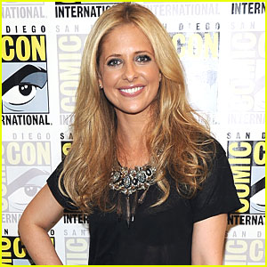 Sarah Michelle Gellar: JustJared.com Exclusive Interview