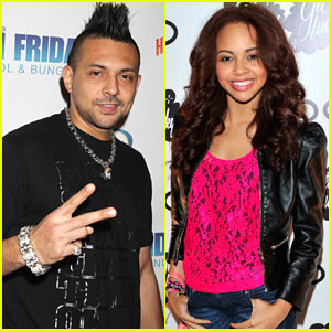 Sean Paul & Alexis Jordan: 'Got 2 Luv U' Debut!