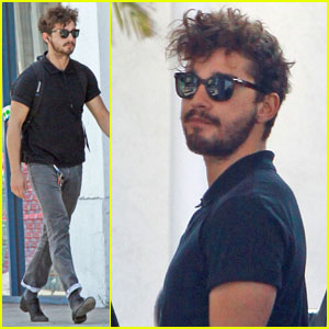 Shia LaBeouf: Gas Guy in Sherman Oaks
