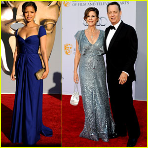 Tom Hanks & Rita Wilson - BAFTA Brits to Watch Gala