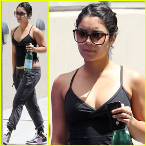 Vanessa Hudgens: I Like Being Single
