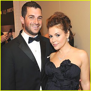 Alyssa Milano &#038; Dave Bugliari Welcome Baby Boy