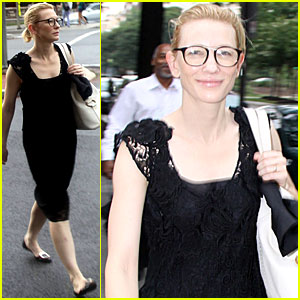 Cate Blanchett Reveals Her Skin Care Secrets