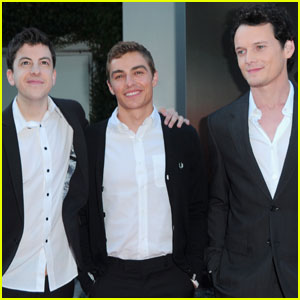 Anton Yelchin & Dave Franco: 'Fright Night' Screening!