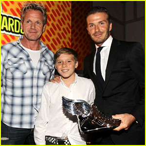 David Beckham - Do Something Awards 2011!
