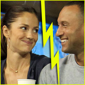 Derek Jeter &#038; Minka Kelly Split