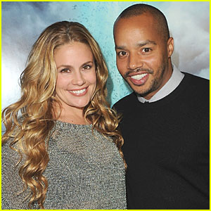 Cacee Cobb: Engaged to Donald Faison!
