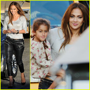 Jennifer Lopez: Help Save Leah Remini!