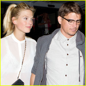 Josh Hartnett: Oslo Fashion Week with Sophia Lie!