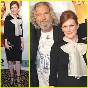 Julianne Moore: 'Big Lebowski' Blu-Ray Launch!