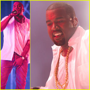 Kanye West: Way Out West With Prince!