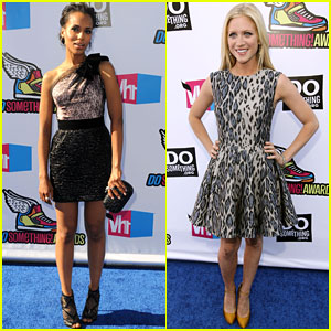 Kerry Washington & Brittany Snow - Do Something Awards 2011!