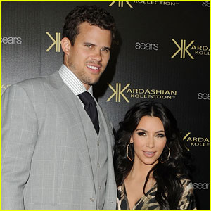 Kim Kardashian &#038; Kris Humphries: Just Married!