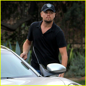 Leonardo DiCaprio: New Hybrid Electric Car!