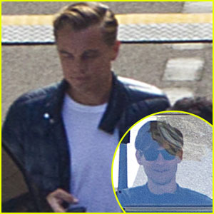 Leonardo DiCaprio: 'Great Gatsby' in Sydney!