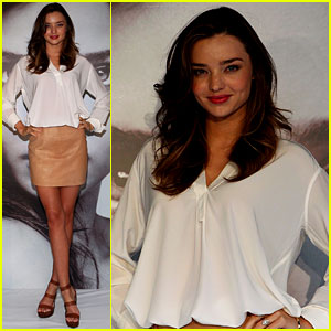 Miranda Kerr: KORA Organics Relaunch Event!