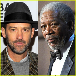 Morgan Freeman Joins '8', Dustin Lance Black's New Play