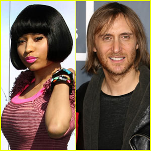Nicki Minaj & David Guetta's 'Turn Me On' - FIRST LISTEN!