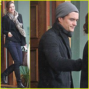Miranda Kerr & Orlando Bloom: House Hunting in New Zealand!