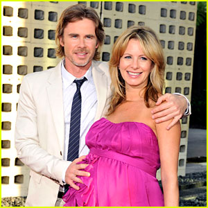 Sam Trammell & Missy Yager Welcome Twin Boys!