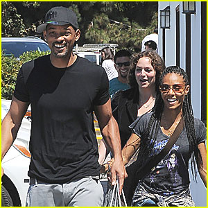 Will Smith &#038; Jada Pinkett Smith: First Pics After Split Report