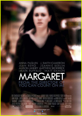 Anna Paquin: 'Margaret' Trailer &#038; Poster!
