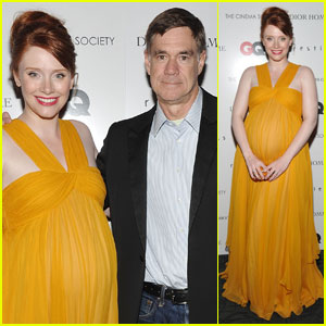 Bryce Dallas Howard: 'Restless' Screening With Gus Van Sant!