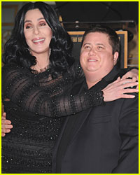 Cher on Chaz Bono: Doing 'DWTS' Takes Guts
