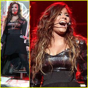 Demi Lovato: Hammerstein Ballroom Concert!