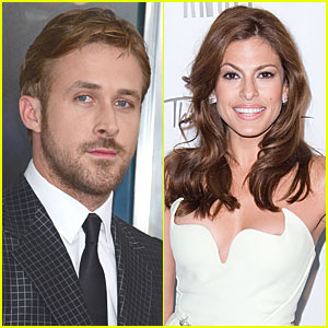 Ryan Gosling & Eva Mendes: Disneyland Trip Together!