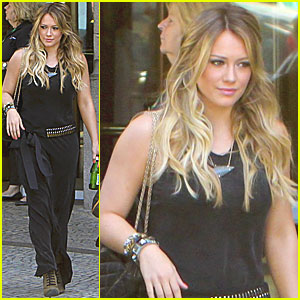Hilary Duff: Rio Fans are Amazing!