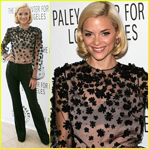 Jaime King: Paley Fest CW Fall Preview Party!