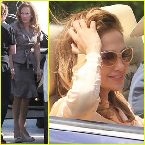 Jennifer Lopez & Jason Statham: Bentley Buddies