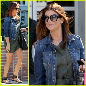 Kate Walsh: 'Chelsea Lately' Appearance!
