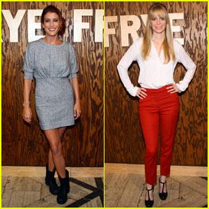 Kate Walsh & Kristin Bauer: Frye Flagship Opening!