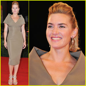 Kate Winslet: 'Carnage' Premiere in Venice!