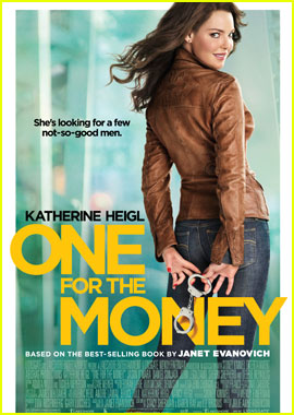 Katherine Heigl: 'One for the Money' Poster!