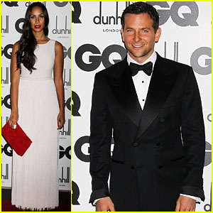 Leona Lewis: 'GQ' Men of the Year Awards with Bradley Cooper!