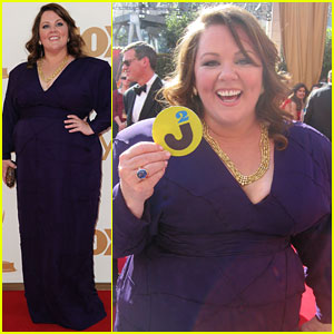 Melissa McCarthy - Emmy's Lead Actress in a Comedy