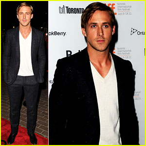 Ryan Gosling: 'Drive' Premiere in Toronto!