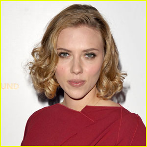 Scarlett Johansson Addresses Hacked Nude Photos