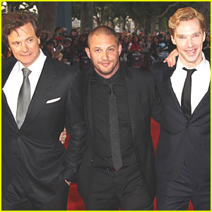 Tom Hardy: 'Tinker, Tailor, Soldier, Spy' UK Premiere