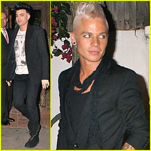 Adam Lambert &#038; Sauli Koskinen: Little Door Duo